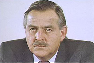 "Roelof Frederik ""Pik"" Botha is a former politician from South Africa who served as the country's foreign minister in the last years of the apartheid era.  Pik Botha has outlived most of the senior officials he served with in the apartheid regime."