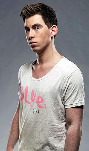 Hardwell-Tshirt