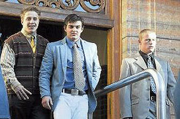 Du Preez, Becker and Van Schalkwyk were arrested in August 2003. Tiedt returned to South Africa from the United States in June  to stand trial.  The four were granted bail of R2 000 each.