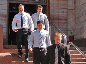 The magistrate who convicted and sentenced the so-called Waterkloof Four made mistakes and the state witnesses were unreliable.