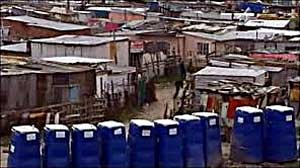 Gugulethu is a township 15 km from Cape Town. The name is a contraction of 'igugu lethu', which is Xhosa for our pride.