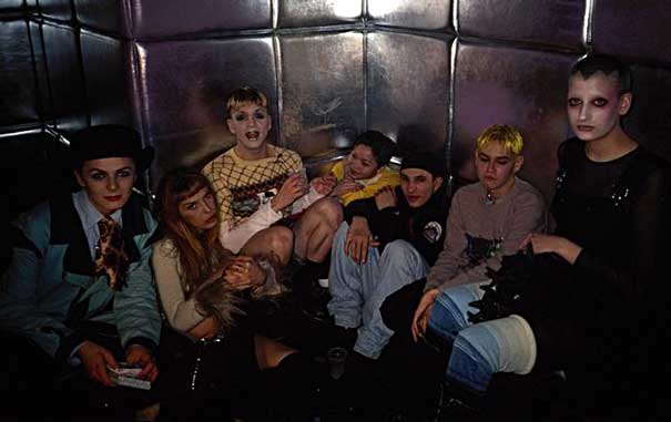 Alig and the Club Kids had socially toppled the previous caste of nightclubbers, the leftover Warholian hanger-ons from the early eighties, the upper crusty society mavens who had made Studio 54 so fashionable in its heyday. They were the It Kids, and they dominated New York nightlife.