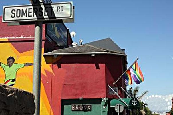 Bronx-bar