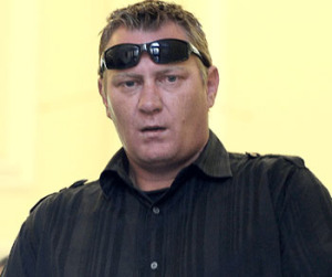 Coetzer was the main suspect in the murder trial